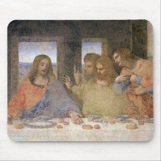 La última cena, 1495-97 tapete de ratón