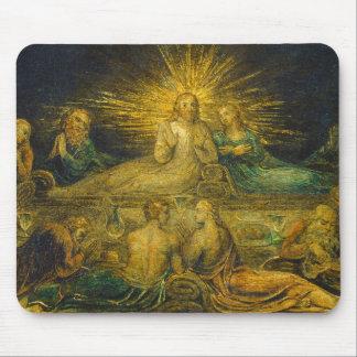 La última cena, 1799 (tempera en lona) mouse pads