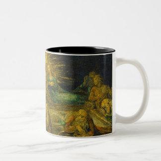 La última cena, 1799 (tempera en lona) tazas de café