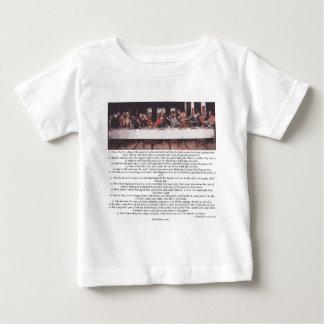 La última cena - 26:17 de Matthew - 30 Camisas