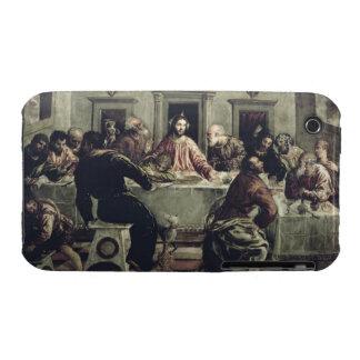 La última cena (aceite en lona) 2 iPhone 3 cobreturas