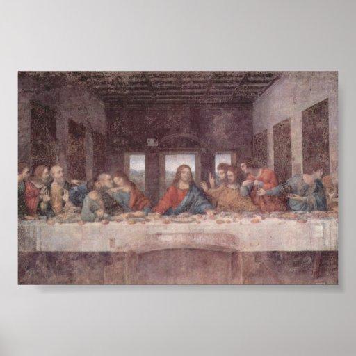 La última cena (calidad perfecta) poster