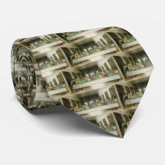 La última cena corbata personalizada