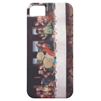 La última cena (de bellotas y de magdalenas) iPhone 5 funda
