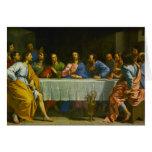 La última cena de Felipe de Champaigne 1654 Felicitaciones