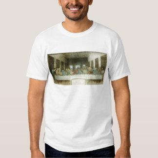 La última cena de Leonardo da Vinci C. 1495-1498 Camisas