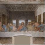 La última cena de Leonardo da Vinci Escultura Fotográfica
