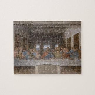 La última cena de Leonardo da Vinci Puzzles Con Fotos