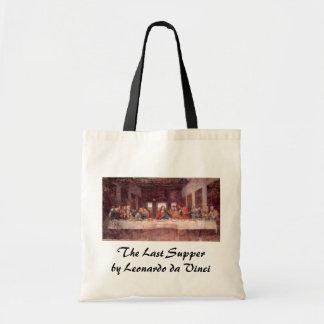 La última cena de Leonardo da Vinci, renacimiento Bolsa