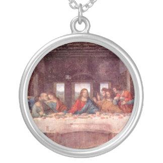La última cena de Leonardo da Vinci, renacimiento Grímpola
