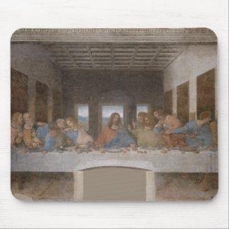 La última cena de Leonardo da Vinci Mouse Pads