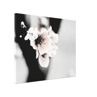 La última fotografía floral de la primavera el | impresión en lienzo