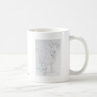 La última gota taza de café