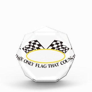La única bandera que cuenta