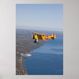 La única manera de volar - del mismo tamaño poster