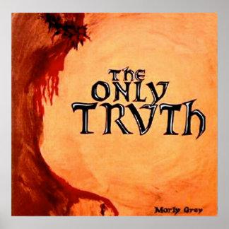 La única verdad (poster) póster