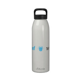 La Unicef golpea ligeramente proyecto Botella De Agua Reutilizable