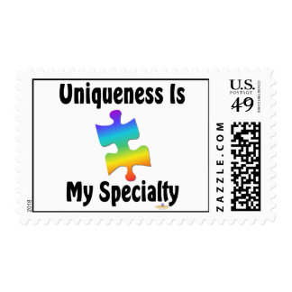 La unicidad es mi especialidad envio