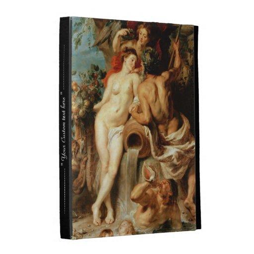 La unión de la tierra y del agua Peter Paul Rubens