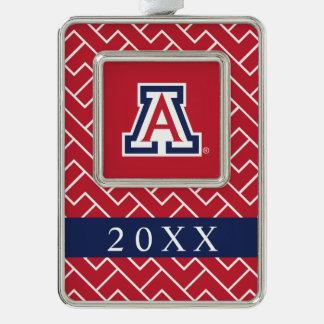 La Universidad de Arizona el | A - traste Adornos Navideños