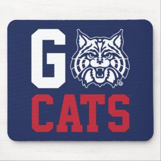 La Universidad de Arizona el | va los gatos Tapete De Raton