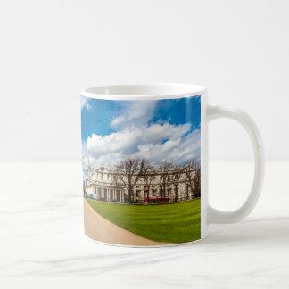 La universidad naval real vieja, Greenwich, Taza De Café