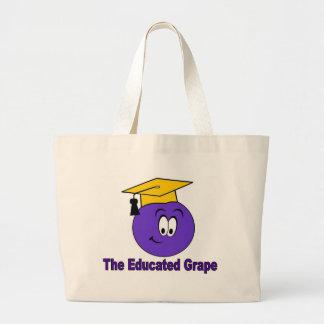 La uva educada bolsas