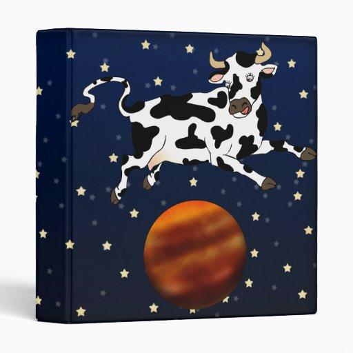 La vaca apunta más arriba, carpeta