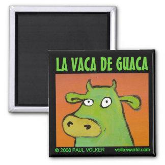 LA VACA DE GUACA magnet $3.00