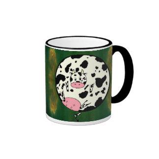 La vaca de los físicos tazas