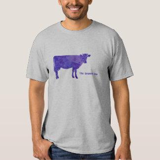 La vaca no vista camisas