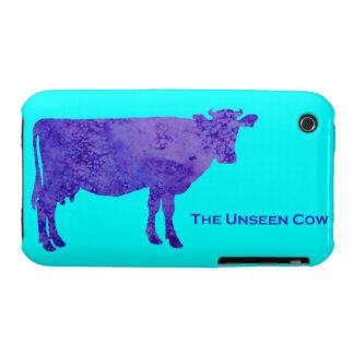 La vaca no vista iPhone 3 cobertura