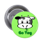 La vaca va Veg Pins