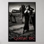 La valeriana lamenta de gótico A.C. Impresiones