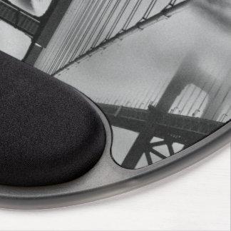 La vanguardia rusa inspiró puente Golden Gate Alfombrilla De Ratón Con Gel