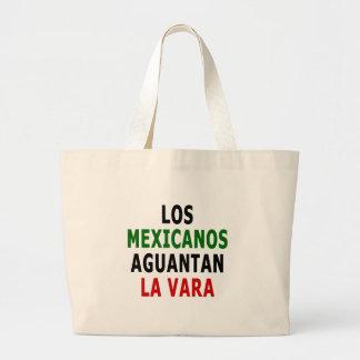 La Vara del Los Mexicanos Aguantan Bolsa