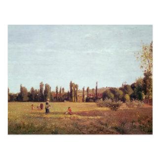 La Varenne de St. Hilaire, 1863 Postcard