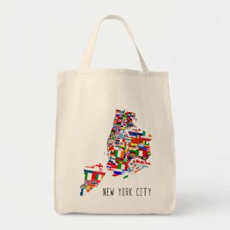 La vecindad de New York City señala la bolsa de as