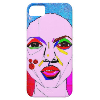 La Veda as Pop Art iPhone SE/5/5s Case