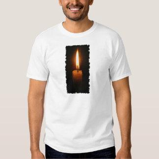 La vela ardiente remera