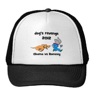 la venganza 2012 del perro gorra