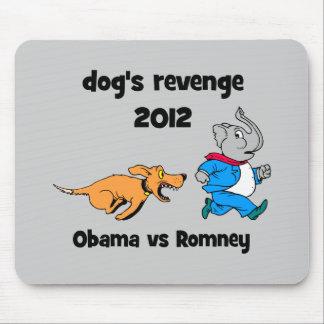 la venganza 2012 del perro mouse pads
