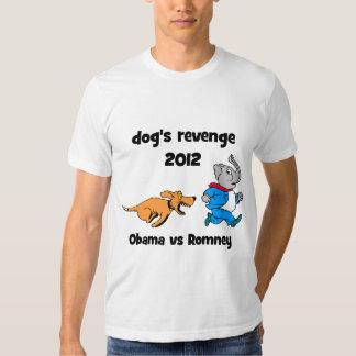 la venganza 2012 del perro remera