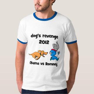 la venganza 2012 del perro remeras