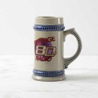 La venganza oficial del stein de radio de los años tazas de café