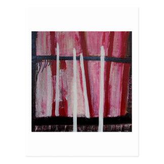 """La ventana"" por Peter Heuscher Tarjeta Postal"