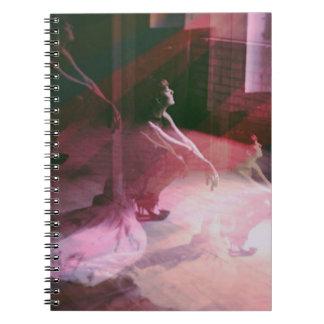 La ventana spiral notebook