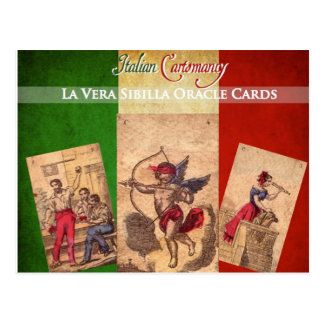 La Vera Sibilla Postcard