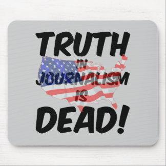 la verdad en periodismo es muerta tapete de raton