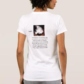 la verdad está más enferma que la ficción - camiseta